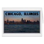 Chicago - céntrica tarjetón