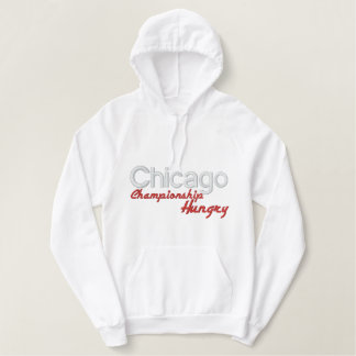 CHICAGO Championship Hungry Embroidered Shirt