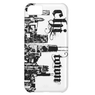 """Chicago """"chi-town"""" put on for your city cover for iPhone 5C"""