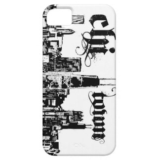 """Chicago """"chi-town"""" put on for your city iPhone SE/5/5s case"""