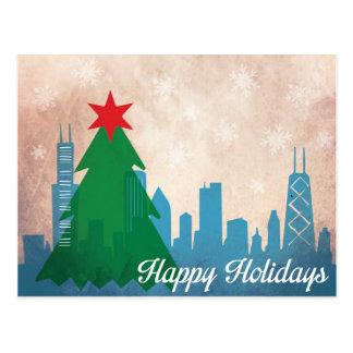 CHICAGO Christmas Card