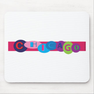 Chicago-Circles-2.eps Mouse Pads