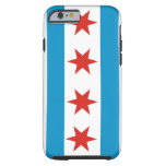 chicago city flag case iPhone 6 case