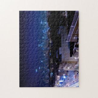 Chicago City Skyline Jigsaw Puzzle