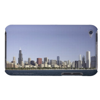 Chicago city skyline with Lake Michigan 2 iPod Touch Case-Mate Case