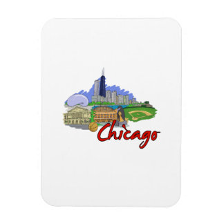 chicago city travel graphic.png flexible magnet