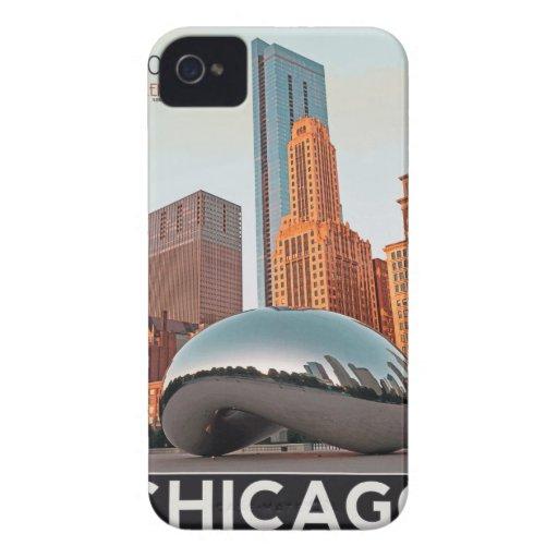Chicago - Cloud Gate at Millenium Park Blackberry Bold Covers