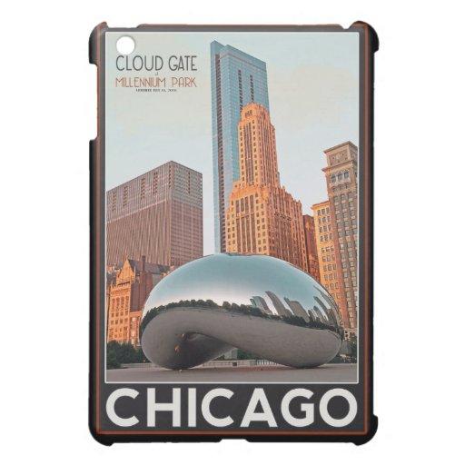 Chicago - Cloud Gate at Millenium Park iPad Mini Case