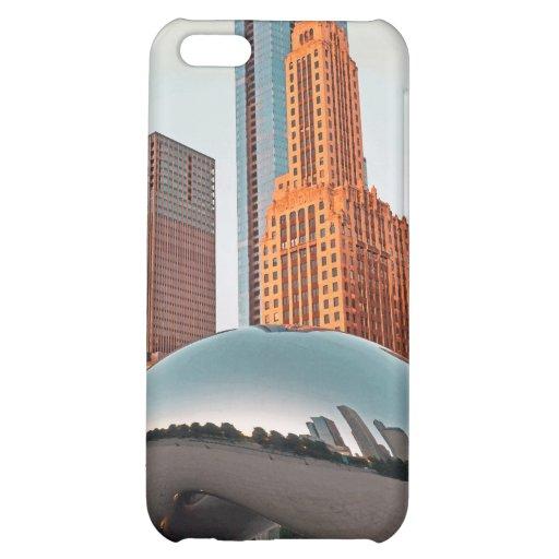 Chicago - Cloud Gate at Millenium Park iPhone 5C Case
