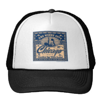Chicago Cooler by the Lake Trucker Hat