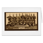 Chicago Cubs Baseball 1913 Greeting Card