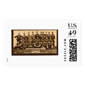 Chicago Cubs Baseball 1913 Stamp