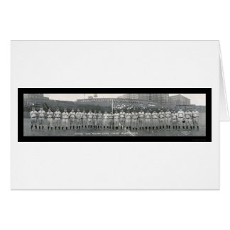 Chicago Cubs Champions Photo 1929 Greeting Card