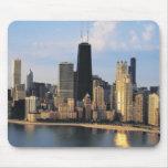 Chicago de la impulsión de la orilla del lago tapete de ratones