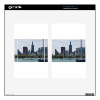 chicago decal for kindle fire
