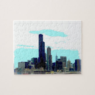 Chicago Digital Puzzle