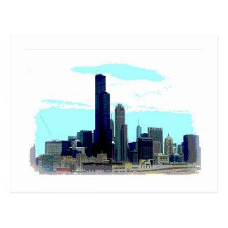 Chicago Digital Postal