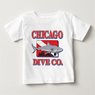 Chicago Dive Company Baby T-Shirt