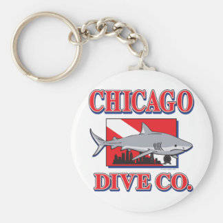 Chicago--Dive--[Converte Keychain