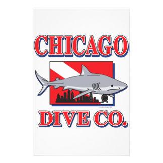 Chicago--Dive--[Converte Stationery