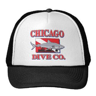 Chicago--Dive--[Converte Trucker Hat