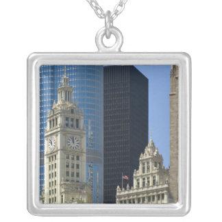 Chicago, edificio de Wrigley con el hotel del triu Joyería