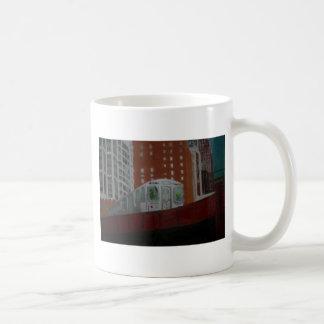 Chicago EL Train Coffee Mug