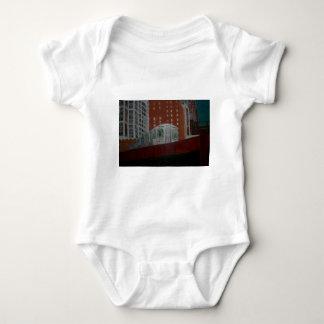 Chicago EL Train Infant Creeper