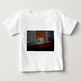 Chicago EL Train T Shirt