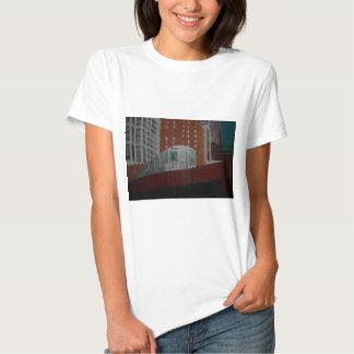Chicago EL Train Tee Shirt