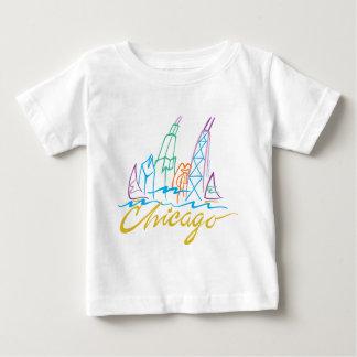 CHICAGO-EMB BABY T-Shirt