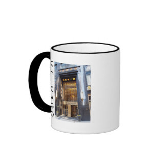 Chicago Entrance Cup Coffee Mugs