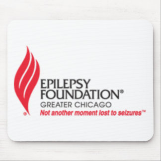 Chicago Epilepsy Mouse Pad