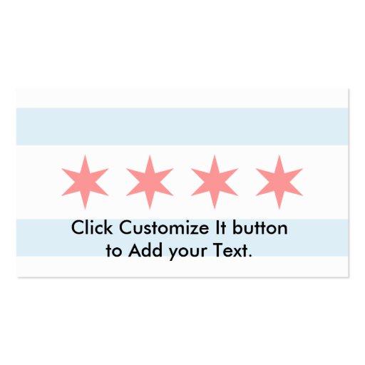 Chicago, Estados Unidos Tarjeta De Visita