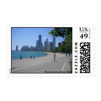 Chicago Estampilla