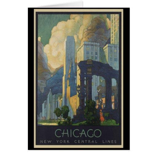 Chicago Felicitación