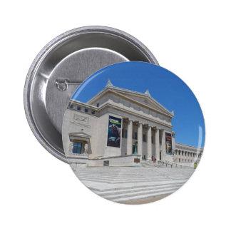 Chicago Field Museum Button