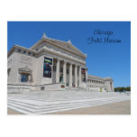 Chicago Field Museum Postcards