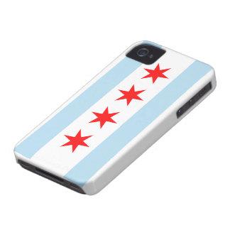 Chicago Flag Case-Mate iPhone 4 Case