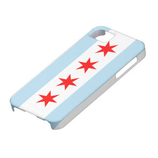Chicago Flag Case-Mate iPhone 5 Barely There Case iPhone 5 Covers