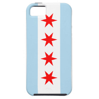 Chicago Flag Case-Mate Tough Iphone 5 iPhone 5 Cases