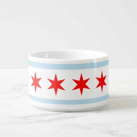 Chicago Flag Chili Bowl