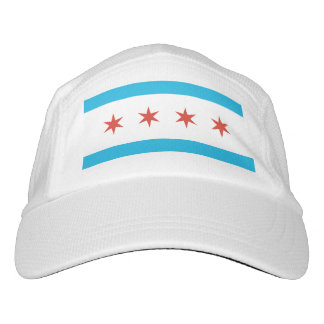 Chicago Flag Headsweats Hat