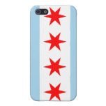 Chicago Flag iPhone 5/5S Covers