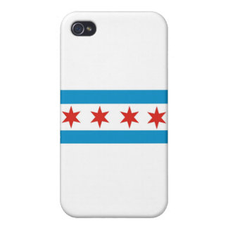 chicago flag case for iPhone 4