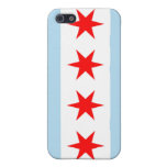 Chicago Flag Iphone Case iPhone 5 Cover