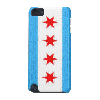 Chicago Flag iPod Touch 5G Cover