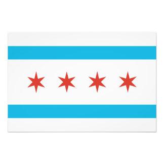 Chicago Flag Photo