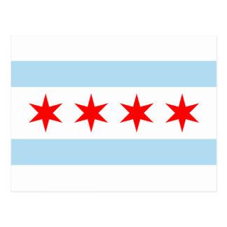 Chicago Flag Postcards