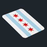 "Chicago Flag Premium Flex Magnets<br><div class=""desc"">Chicago Flag Premium Flex Magnets</div>"
